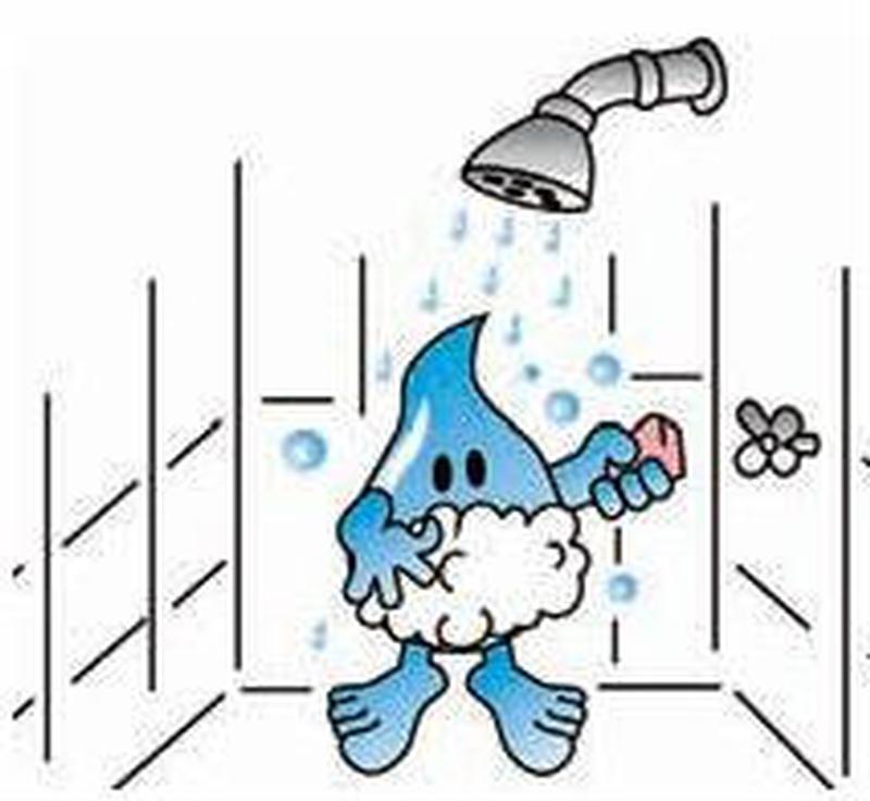 Condominio el monte sur c mo ahorrar agua for Llave de agua para ducha